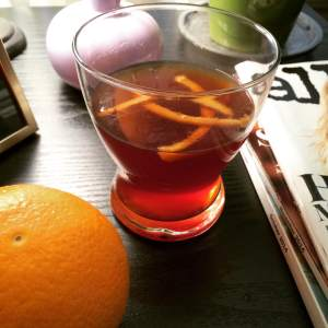 Orange-Peel Tea